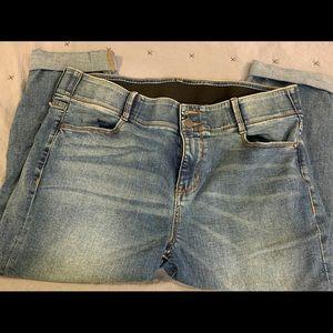 APT capri jeans
